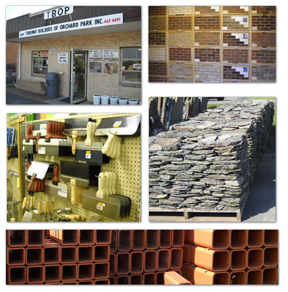 Western NY Building Supplies Store
